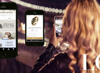 اطلاق تطبيق لتسوق المنتجات الفاخرة المستعملة في الإمارات