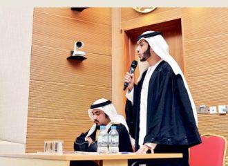 أكاديمية القانون تتيح لخريجي دول الخليج الحصول على شهادة مزاولة المحاماة في نيويورك