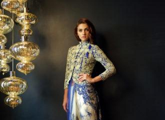 """25 مصمم أزياء هندي يشاركون في """"معرض نوميش للأزياء الراقية"""""""