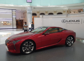 لكزس أل سي 500 (LC 500) كوبيه في الامارات