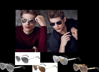 نظارات كارتيير الجديدة سانتوس دو كارتيير في Rivoli EyeZone