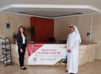 اتفاقية بين «الإمارات للدراسات المصرفية» وجامعة «بانجور» تتيح للطلاب إنهاء دراستهم في بريطانيا