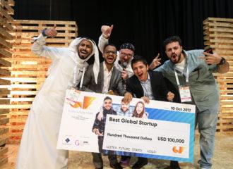 رواد أعمال سعوديون يحصدون جوائز تحدي جيتكس سوبرنوفا