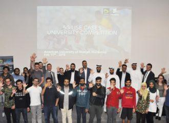 """اطلاق مسابقة """"قيادة الابتكار لمستقبل الجيل الخامس"""" للجامعات في الامارات"""
