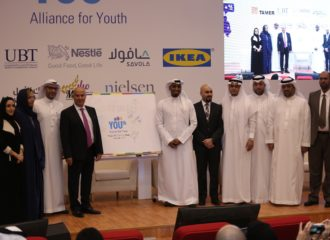 """الشباب السعودي ينضم الى """"التحالف من أجل الشباب"""""""