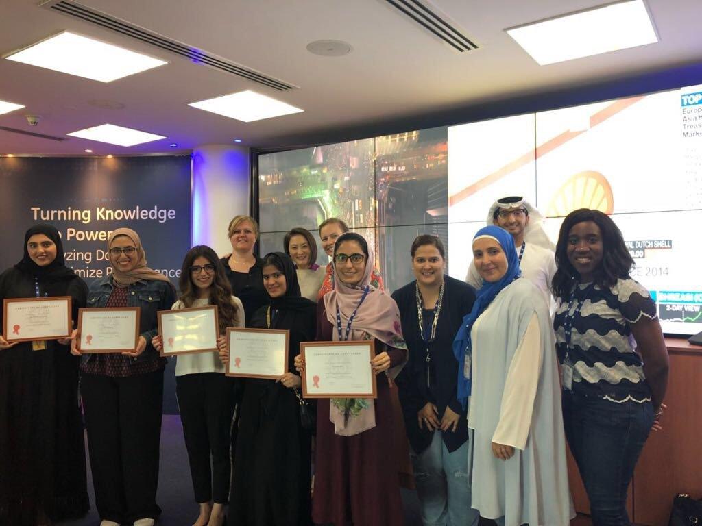 """""""شبكة جنرال إلكتريك للمرأة"""" تطلق برنامجاً علمياً لطالبات في الإمارات"""
