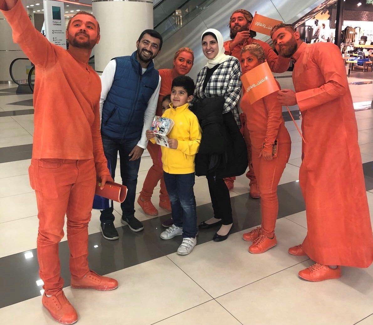 كيف اجتاحت حملة عن التعليم وسائل التواصل الاجتماعي في الكويت؟