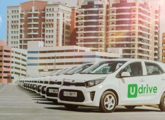 شركة ناشئة في الامارات لتأجير السيارات بالدقيقة
