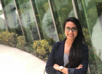 طالبة مصرية تحصل على منحة الغرير للتخصص في هندسة النقل