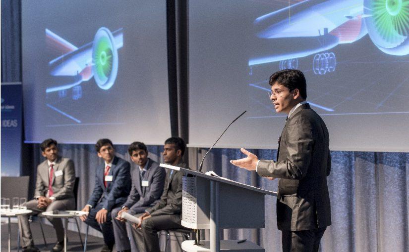 """إيرباص تطلق مسابقة طلابية """"حلق بأفكارك"""" للابتكار في صناعة الطيران"""