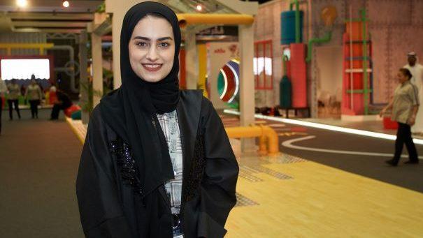 """الإماراتية جواهر الهرمودي تسرد عبر فيلمها """"رؤية"""" حكايتها مع الزمن"""