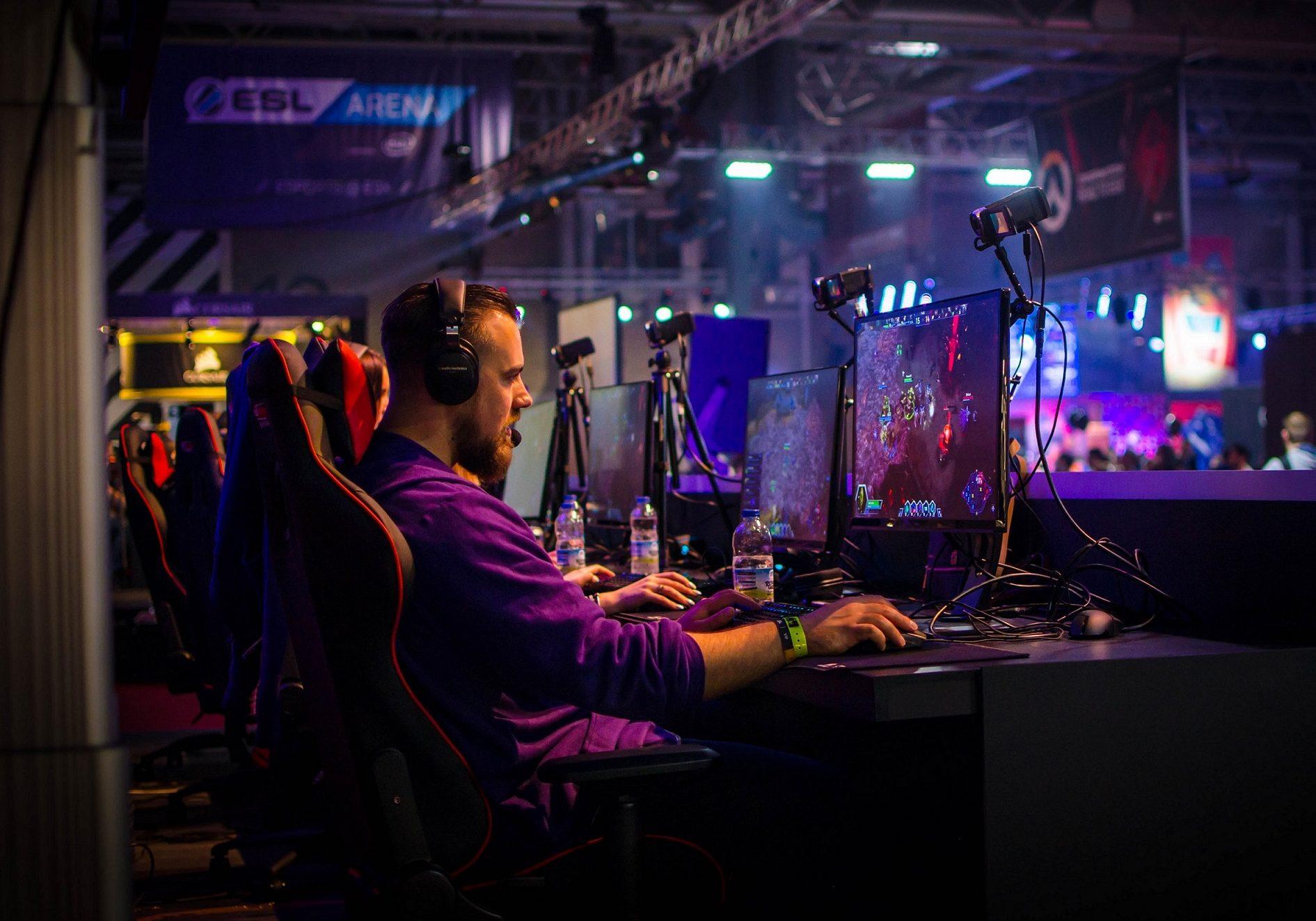 دبي تستضيف مهرجان إنسومنيا للألعاب الإلكترونية