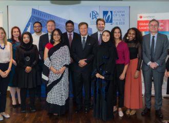 6 طلبة يفوزون بمنحة أكاديمية القانون في محاكم مركز دبي المالي العالمي