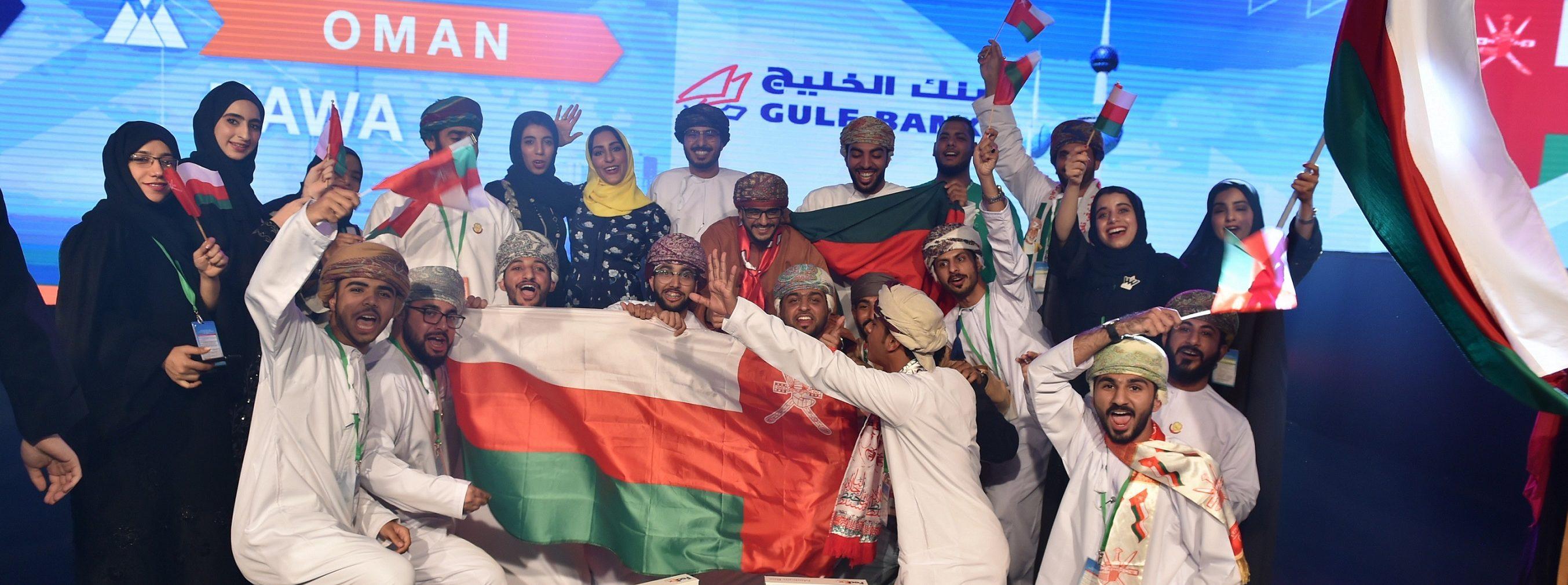 الفائزون بمسابقة انجاز العرب للشباب رواد الأعمال2018
