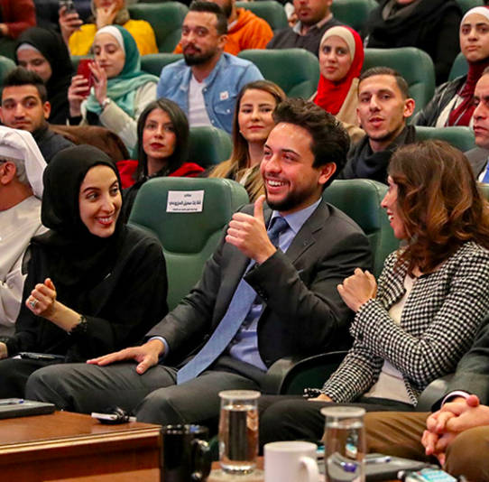 مناظرة شبابية للتعرف على واقع التعليم المهني والتقني في الأردن