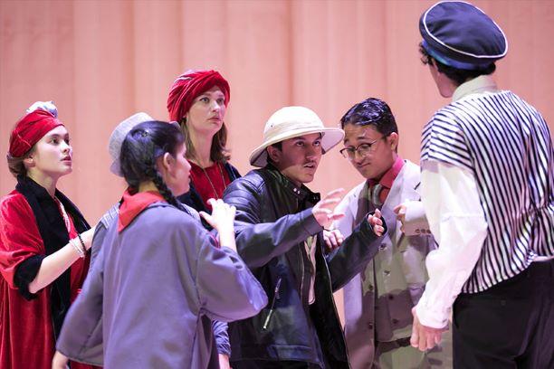 """جامعة نيويورك أبوظبي تستضيف المهرجان المسرحي """"شورت بلس سويت"""""""