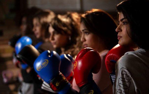 """وجوه نسائية شابة تشارك في المسلسل السعودي الجديد """"بنات الملاكمة"""""""