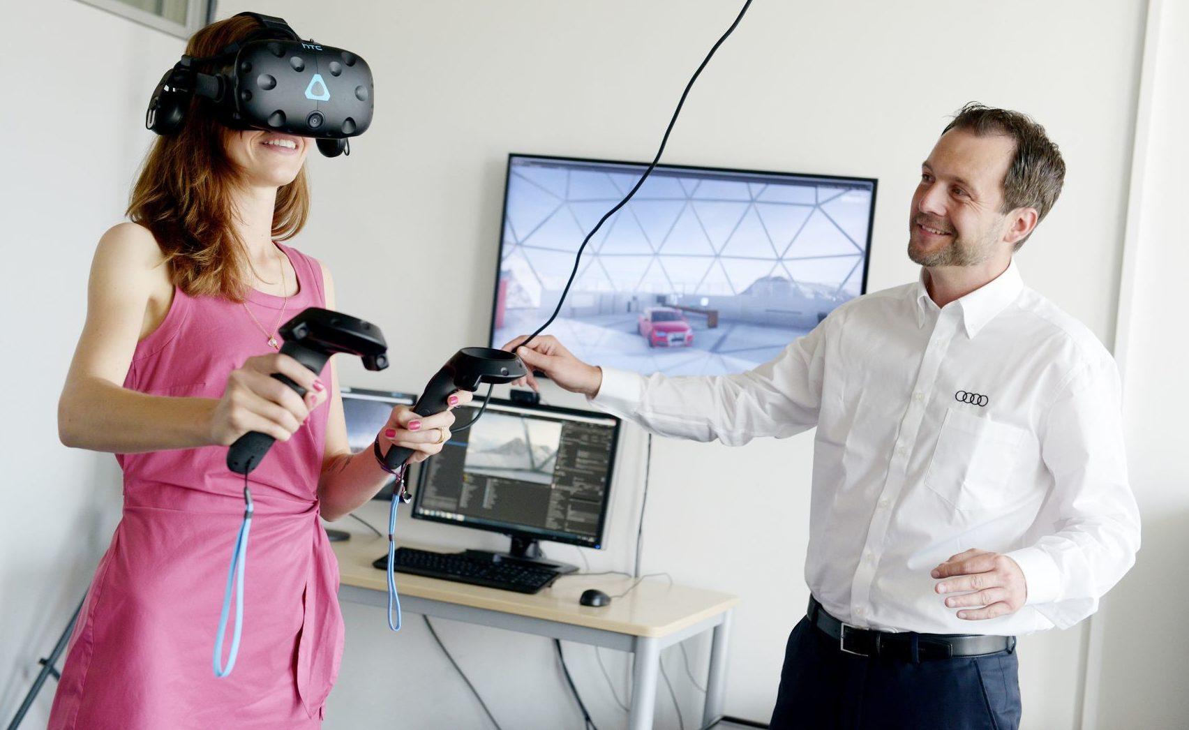 أودي تطور نظامًا متكاملاً للتعلم الرقمي وتخصص 80 مليون يورو سنوياً للتدريب