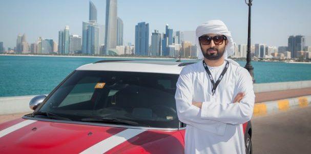 أوّل مواطن إماراتي يبدأ القيادة مع أوبر في أبوظبي