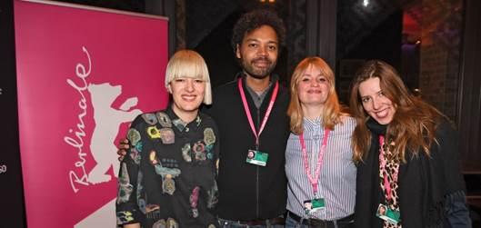 فرص كبيرة للمواهب الشابة في مهرجان برلينالة السينمائي