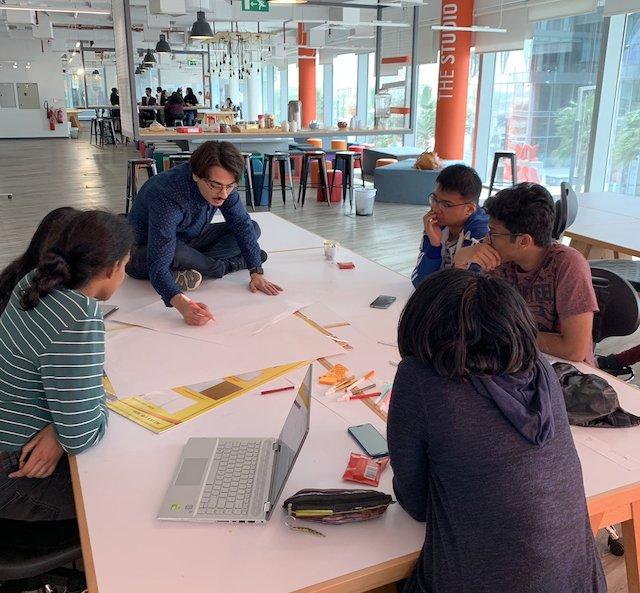 معهد دبي للتصميم والابتكار ينظم ورش عمل موسم الربيع