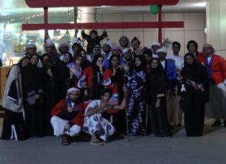 عوامل تجذب طلبة اماراتيين لتعلم اللغة اليابانية