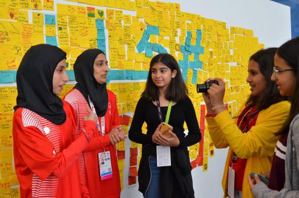صنّاع المحتوى الشباب من twofour54 يكتبون قصص نجاح الرياضيين المشاركين في الأولمبياد الخاص 2019