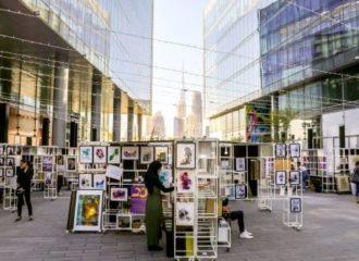 """""""حي دبي للتصميم"""" يطلق برنامج فعاليات مميزاً خلال """"موسم الفنون 2019"""""""