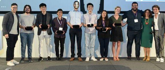 """تطبيق """"واكلني"""" للحد من إهدار الطعام يفوز بالمركز الأول في مسابقة الهاكاثون الدولية الثامنة"""