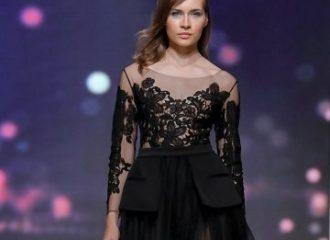 أزياء عائشة رمضان تركز على مفهوم التغيير