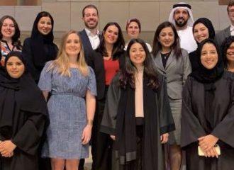 """اطلاق""""أكسيليريت هير"""" في مركز دبي المالي العالمي لتميكن الشابات في القطاع المالي"""