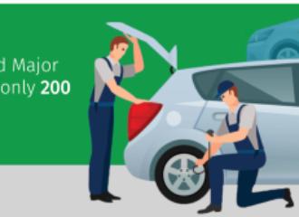 اطلاق منصة الكترونية لاصلاح السيارات في دبي