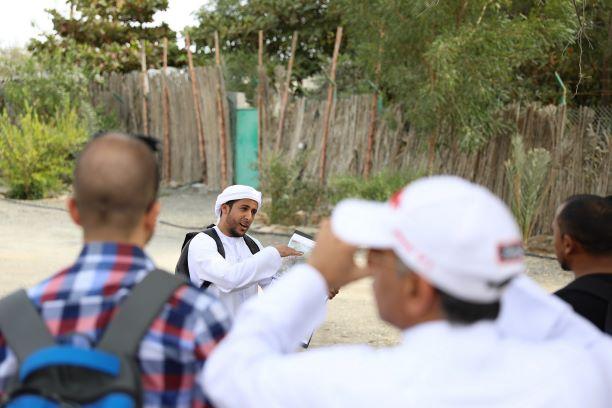 """300 اماراتي يدخلون قطاع السياحة عبر مبادرة """"مضياف"""""""