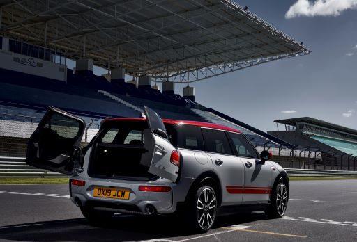 سيارة رياضية جديدة من مينيMINI John Cooper Works Clubman