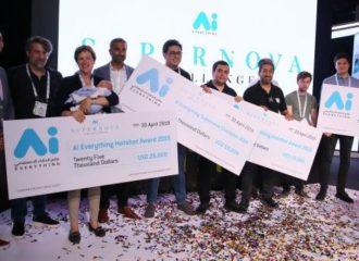 """4 شركات ناشئة تفوز  بمائة ألف دولار في """"تحدي سوبرنوفا"""""""