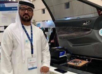 """الفائزون بمسابقة """"بالعلوم نفكر"""" في دبي بمشاركة جنرال موتورز"""