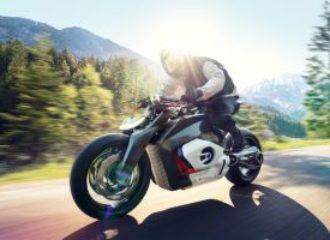 مزايا كبيرة لدراجة BMW Motorrad Vision DC Roadster  الجديدة