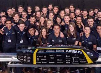 """طلبة ألمان يحققون رقماً قياسياً في مسابقة أنظمة نقل فائقة السرعة""""هايبرلوب"""""""