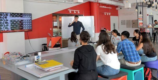 دعوة للالتحاق بدورات حي دبي للتصميم