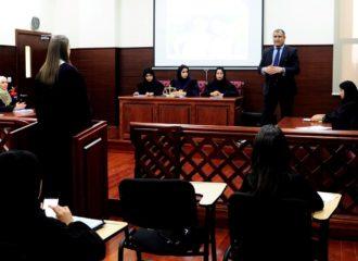 جامعة أبوظبي تنظم دورة للحصول على رخصة مزاولة مهنة المحاماة