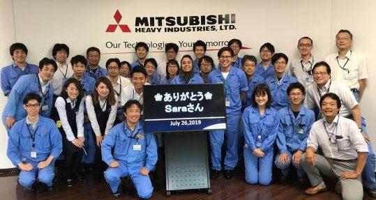 12طالباً اماراتياً ينهون تدريباً في أكبر الشركات اليابانية