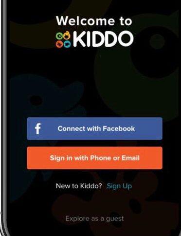 قريباً في الامارات تطبيق KIDDO يقدم برامج لتنمية مهارات  الأبناء