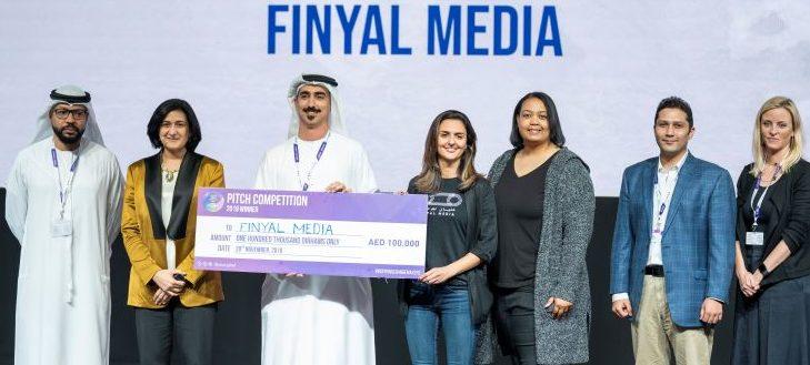 شركة متخصصة بالتدوين الصوتي تفوز بـ100 ألف درهم  من مهرجان الشارقة لريادة الأعمال