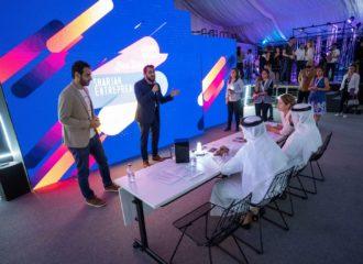 انطلاق مهرجان الشارقة لريادة الأعمال 25 نوفمبر الحالي