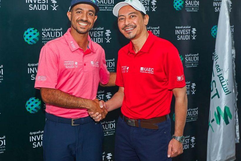 عثمان الملا يمثل السعودية في بطولة السعودية الدولية للجولف